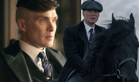 Peaky Blinders season 5: Tommy Shelby reveals big BBC show ...