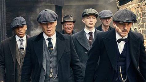 Peaky Blinders Season Five Is Back On Our Screens   LADbible