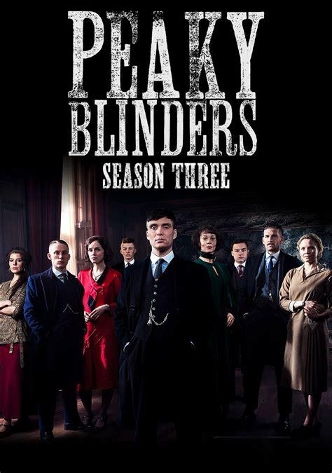 Peaky Blinders. Temporada 3