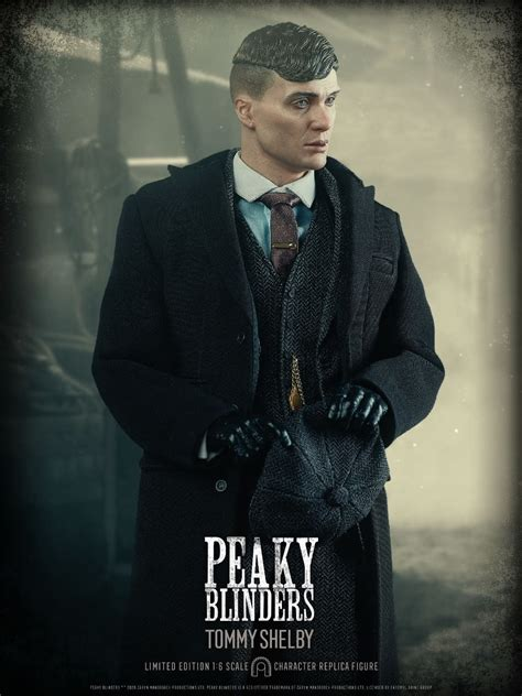 Peaky Blinders: Tommy Shelby 1:6 Scale Figure   Fans