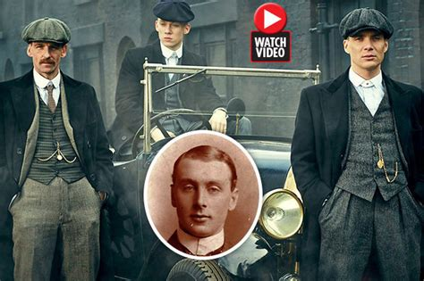 Peaky Blinders: Tommy Shelby exposed by myth busting ...