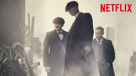 Peaky Blinders | Trailer   Stagione 5 | Netflix   YouTube