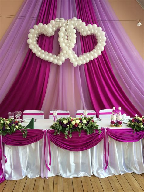 Pearl balloon decorations   Chela in 2019   Wedding scene ...