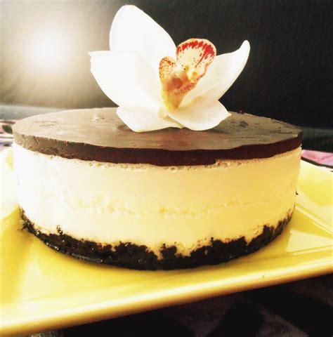 Pecando A Diario: cheesecake + mousse de chocolate blanco ...