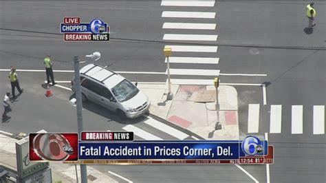 Pedestrian struck and killed in Prices Corner, Delaware ...