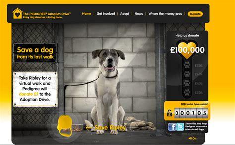 Pedigree Digital Advert By hypernaked: Virtual Dog Walk ...