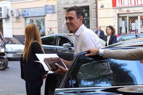 Pedro Sánchez abre una nueva ronda de contactos para la ...