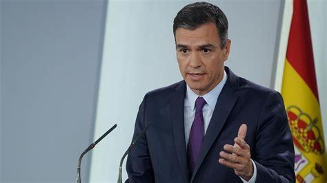 Pedro Sánchez ajusta cuentas con su pasado en la investidura