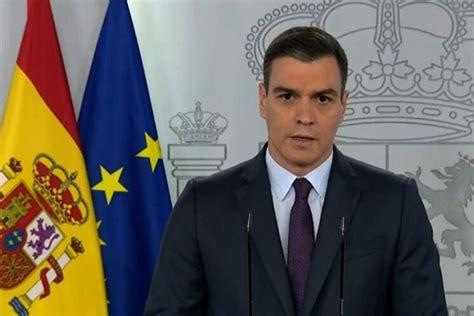 Pedro Sánchez anuncia para el 2 de mayo salidas para hacer ...