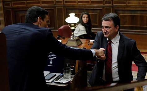 Pedro Sánchez, cerca de sumar los apoyos para subir los ...