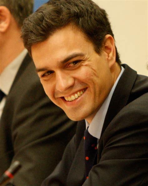 Pedro Sánchez, cuando ser guapo no es suficiente ...