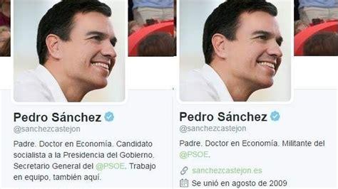 Pedro Sánchez deja de ser el líder del PSOE... también en ...