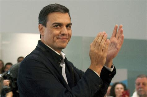 Pedro Sánchez, el economista que quiso llegar a la Moncloa ...