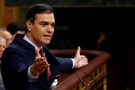 Pedro Sánchez enfrenta una nueva jornada de votación para ...