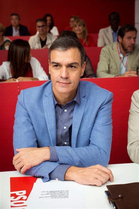 Pedro Sánchez estará en Segovia el viernes 11 en un acto ...