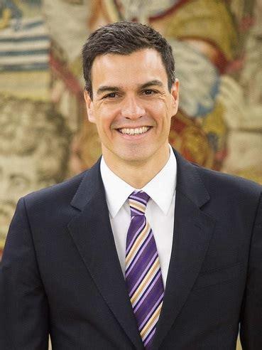 Pedro Sánchez   Ethnicity of Celebs   What Nationality ...