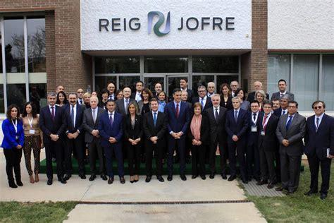 Pedro Sánchez inaugura la ampliación de Reig Jofre en Toledo