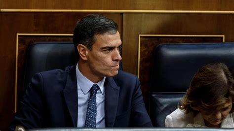 Pedro Sánchez   Investidura: Última hora, en directo