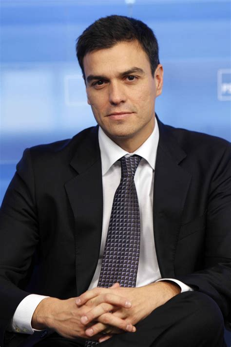 Pedro Sanchez | Known people   famous people news and ...