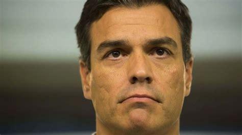 Pedro Sánchez: la tristeza le invade e intenta acabar ...