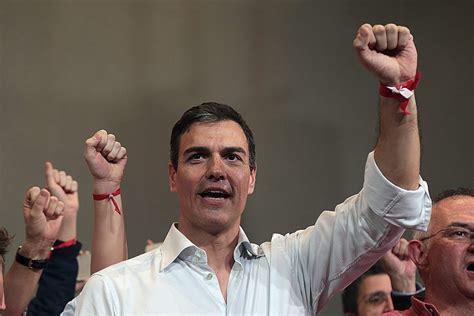 Pedro Sánchez no tiene  ninguna duda  de que la campaña de ...