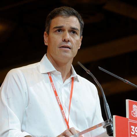 PEDRO SÁNCHEZ PÉREZ CASTEJÓN | PSOE