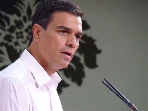 Pedro Sánchez Pérez Castejón   Viquipèdia, l enciclopèdia ...