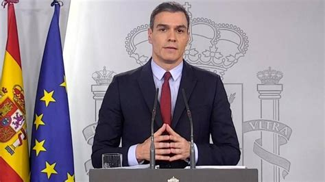 Pedro Sánchez pide  disciplina social  para doblegar al ...