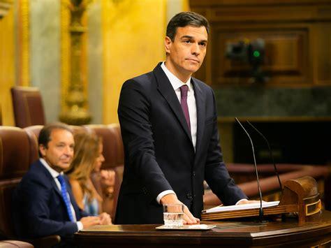 Pedro Sánchez presenta su programa de Gobierno en el ...