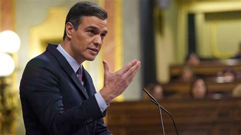 Pedro Sánchez, presidente del Gobierno de España   Notimundo