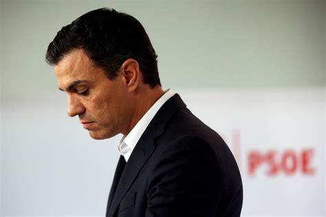 """Pedro Sánchez quiso rendirse pero no le dejaron: """"Le ..."""