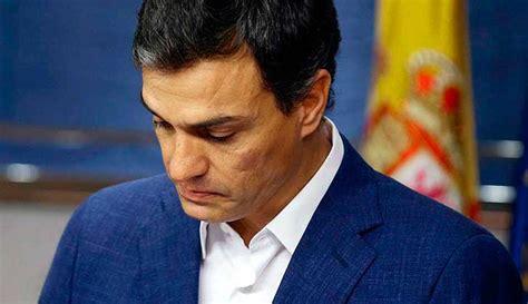 Pedro Sánchez reconoció que se equivocó al no entenderse ...
