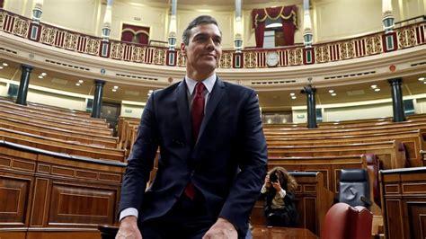 Pedro Sánchez refuerza el peso del PSOE en la coalición ...