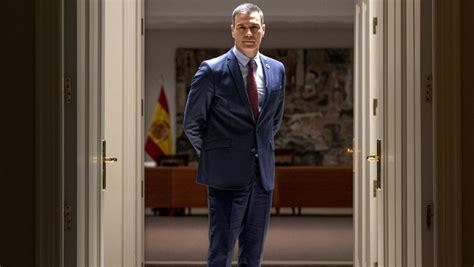 """Pedro Sánchez: """"El Gobierno está más fuerte, lo han ..."""