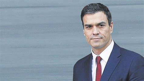 Pedro Sánchez será el invitado del próximo coloquio ...