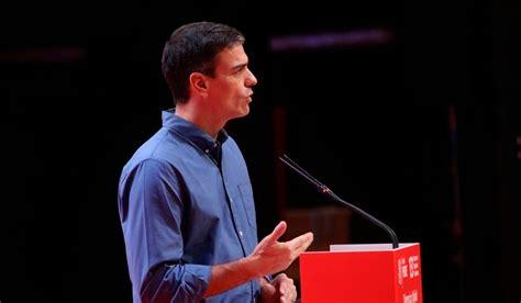 Pedro Sánchez:  Si se activa el 155 dependerá de la ...