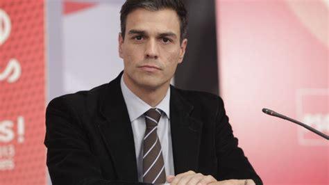 Pedro Sánchez, un nombre emergente en el PSOE