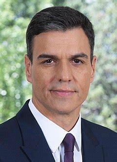 Pedro Sánchez   Wikipedia, la enciclopedia libre
