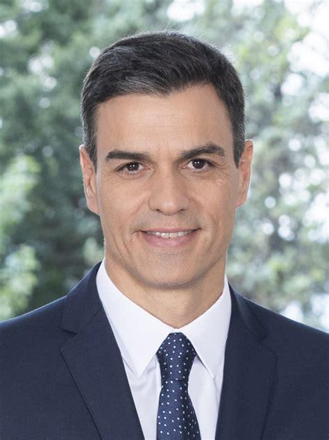 Pedro Sánchez   Wikipedia