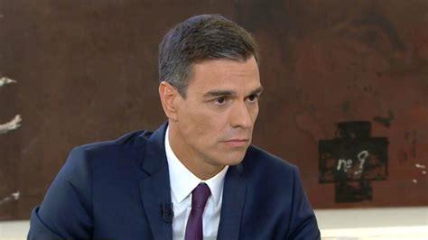 Pedro Sánchez y las canas del presidente: ¿cambio de look ...