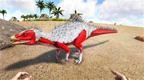 Pegomastax   Official ARK: Survival Evolved Wiki