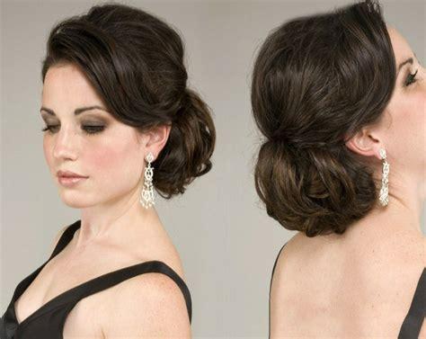Peinados de fiesta con glamur  cincuenta ideas geniales