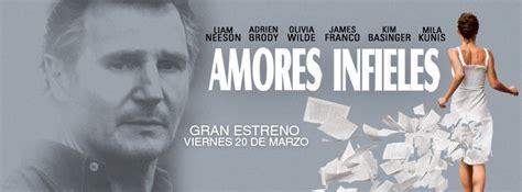 Película Amores Infieles   Divergente