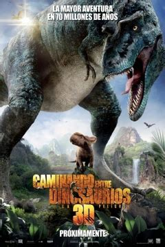 Película: Caminando entre Dinosaurios 3D  2013    Walking ...