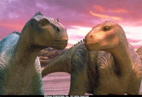 Película: Dinosaurio  Dinosaur