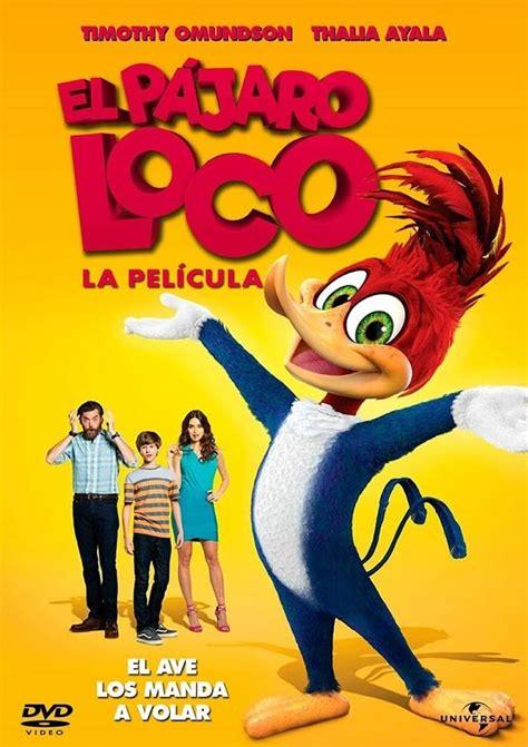 Pelicula Dvd El Pajaro Loco La Pelíc Full Calidad En ...