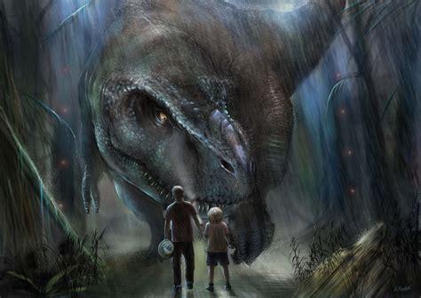 Película: Jurassic World / Las ladronas de historias