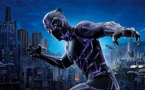 Película Pantera Negra Fondo de pantalla 4k Ultra HD ID:4216