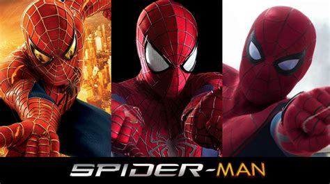 Películas de Spiderman   SPIDER MAN