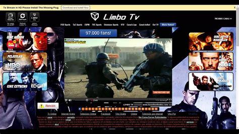 Peliculas Gratis en español Limbo Tv, ver peliculas por ...